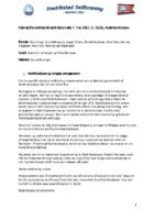 Referat fra ekstraordinært styremøte 7.mai-med endringer