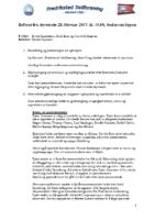 Referat fra styremøte 28. 02.2017