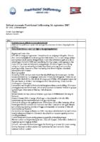 Referat styremøte 14.09.17