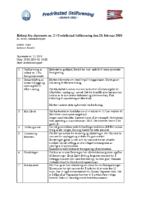 Referat styremøte nr. 2 2018