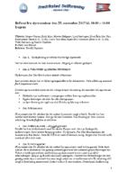 Referat styreseminar 25.11.17