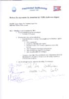 Styremøte 16. desember 2013