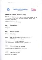 Styremøte 26. februar 2014
