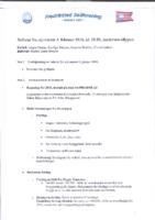 Styremøte 3. februar 2016