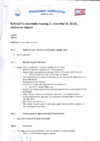 Styremøte 3. november 2014