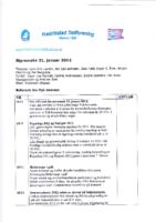 Styremøte 31. januar 2012