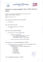 Styremøte 5. mai 2014