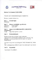 Årsmøte 25. februar 2009