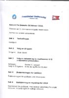 Årsmøte 25. februar 2015